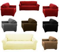 Bassetti nonsolonotte copridivano elasticizzato 2 e 3 posti con copricuscini ebay - Copricuscini divano bassetti ...