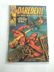 MARVEL COMIC BOOK DAREDEVIL 1971  #80 SEPT