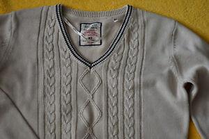 PECKOTT Damen Pullover Langarm V-Ausschnitt Gr.40 -- TOP ! !