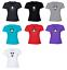 Juniors-Girls-Women-Tee-T-Shirt-Gift-Shirts-Cuties-Mascot-Mickey-Mouse-Kawaii thumbnail 3