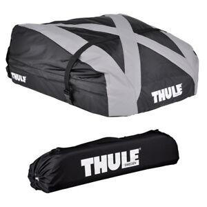 Thule-Ranger-90-universal-foldable-Roof-Box-280-Litres-50kg-New