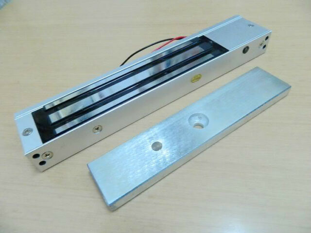 Electromagnetic Lock Magnetic Lock 12VDC 180Kg Holding ForceQC