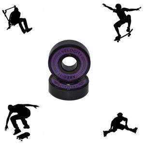 Pro Abec 11 608 2rs Wheel bearing Skateboard scooter Quad inline Roller skate 9