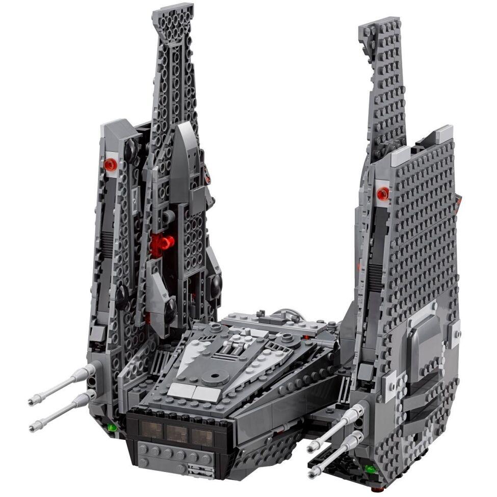 NEW AUTHENTIC AUTHENTIC AUTHENTIC LEGO Star Wars 75104 Kylo Ren's Command Shuttle - NO MINIFIGURES 7182cf