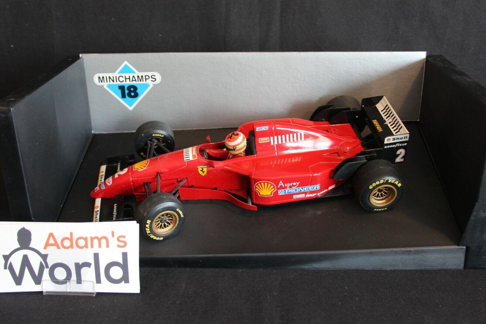 Ferrari 412 T3 1996  1  18, verso 35, 2 Edwin (GBR)