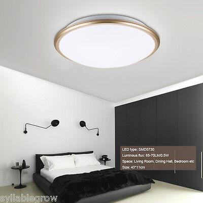 w v led luz de techo plafn iluminacin lmpara de techo para hogar cocina