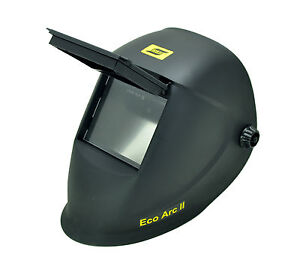 Esab-Eco-Arc-II-welding-helmet-dark-and-clean-lense-90-x-110-mm