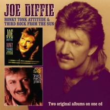 CD Honky Tonk Attitude/Third Rock From The Sun - Joe Diffie (2013) Country