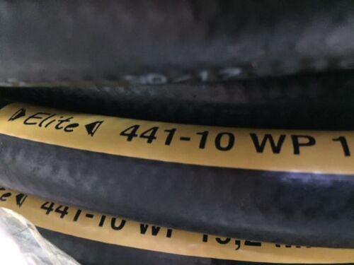 PARKER flexibel Hydraulikschlauch 441-10 Hi-Pac Compact Schlauch No-Skive 190bar