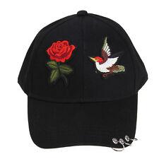 a519feaf57e Fashion Adjustable Unisex Hip Hop Bboy Baseball Hat Snapback Cap Men Women  Cool