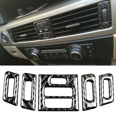Car Air Outlets Dashboard Vent Cover For BMW E90 E92 3 Series Trim Accessories