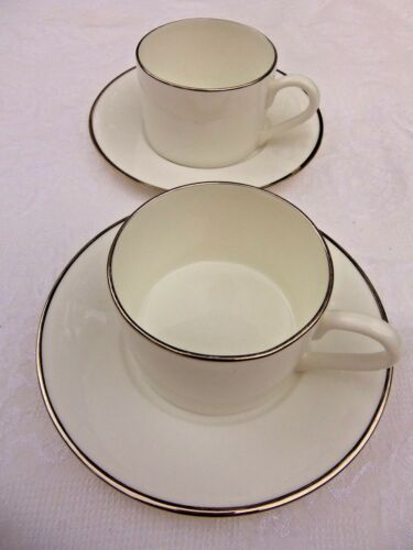 Set of Two TOWLE Cups & Saucers NICE