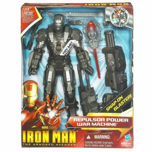 WACKY Baladeuse Avengers Iron man 2 WAR MACHINE KIDS FAVOURITE Hero-New Boxed