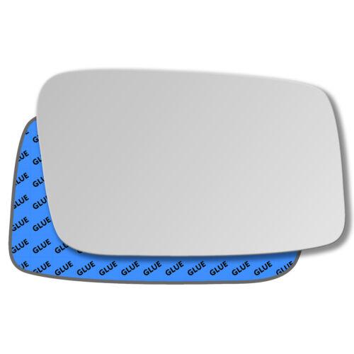 Rechts Beifahrerseite Spiegelglas Außenspiegel für Volvo V40 1995-2004