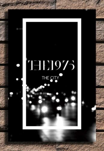 Details about  /Matthew THE 1975 Music 24x36 27x40 Fabric Poster CX887