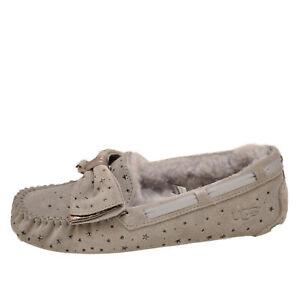 5ad9ceb9334 Details about UGG Dakota Stargirl Seal Women's Slippers 1098691
