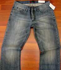 Guess Relaxed Boot Cut Jeans Men's Size 30 X 32 Classic Vintage Distressed Wash