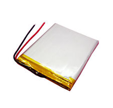3.7V 1500 mAh polymer Rechargeable Lithium Li-Po ion 405060 for MP5 PSP GPS