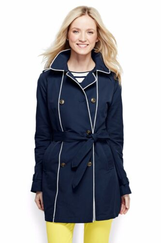 Pm 10 119 Lands 12 Heritage Nwt Trench 'End coat Navy ZEv5zvqw