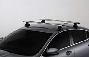 Aluminium Dachträger Menabo Delta für Jaguar XF Limousine Typ CC9// X250 neu top