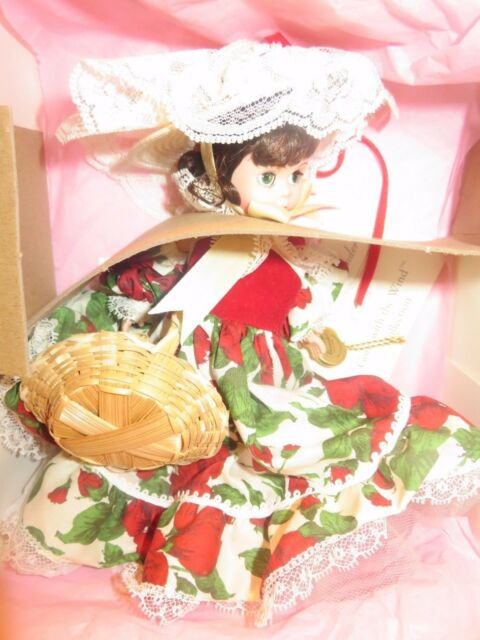 "Vintage Madame Alexander Doll Scarlett Picnic 15030 Gone with the Wind 8"" MA03"