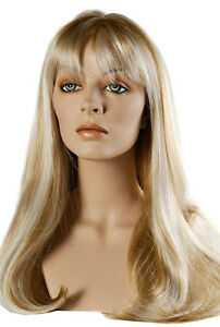 Image Is Loading Decter Mannequin Head Lorna Female Wig Display Heads