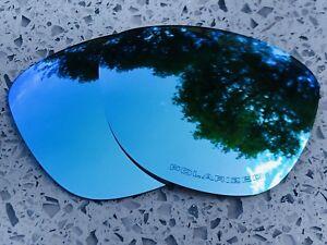 Grabado-Polarizadas-Azul-Hielo-Lentes-Espejados-reemplazo-OAKLEY-FROGSKINS