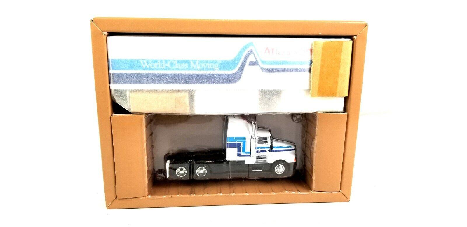 exclusivo Nuevas líneas de PEM HarJuguete    M70509 Atlas van 1 64 Diecast Modelo camión semi plataforma de remolque  100% a estrenar con calidad original.