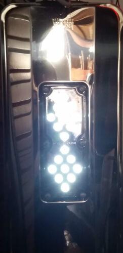 S//S Westcoast Heated mirror with Clear LED light Kenworth,Truck,Bus,Van,Ute