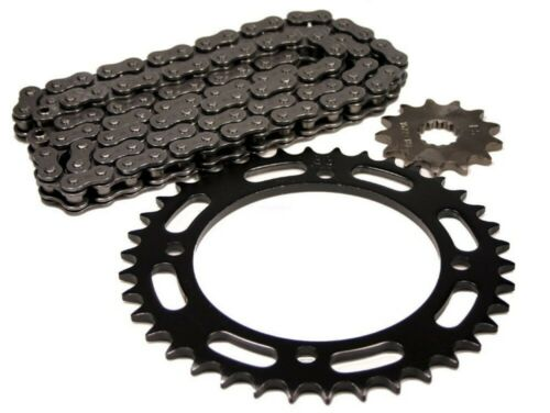X-Ring Chain and 14//38 Sprocket Set Yamaha Raptor 350 More Speed 2004-2013