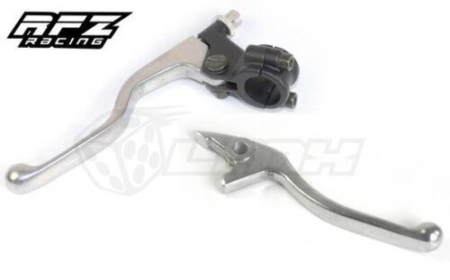 Brake and clutch lever set LMX RFZ racing set. Pit Bike