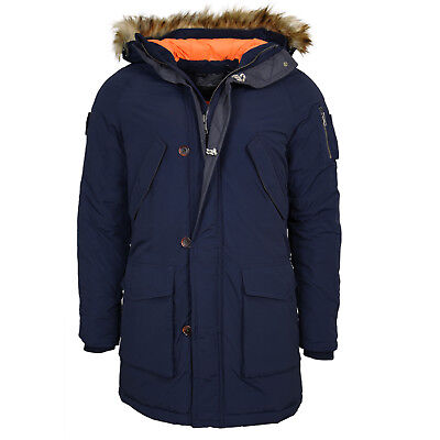 JACK & JONES Herren Parka FOREST Jacket