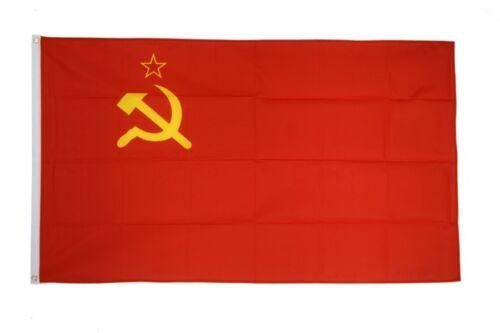 URSS Unione Sovietica hissflagge sovietica bandiere bandiere 150x250cm
