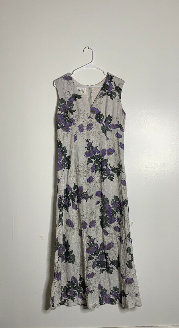 Vintage Alfred Shaheen Daisy Dress - image 1
