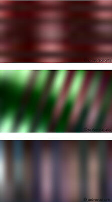 MARIO STRACK - Seven 5-6-7 Triptychon limitierte Fotografien / Grafiken signiert