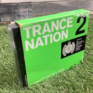 Ministry-Of-Sound-TRANCE-NATION-2-Double-Cassette-Tape-Ferry-Corsten-90s-Dance