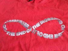 THE HUNDREDS the end of the begining 2xl xxl red +++