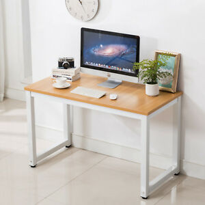 New Computer Desks Pc Laptop Table Wood Workstation Study Home