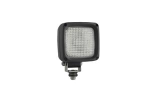 100 x 100 mm incluyendo lámpara incandescente Faros trabajo h3 12//24v
