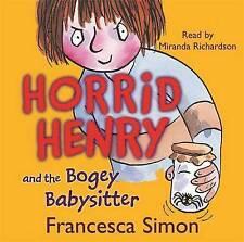 Horrid Henry and the Bogey Babysitter, Simon, Francesca, Good Book