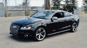 2012 Audi S5 Premium Plus 6spd Manual V8 Sport Differential