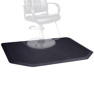 Black Anti Fatigue Hair Stylist Mat Beauty Salon Equipment