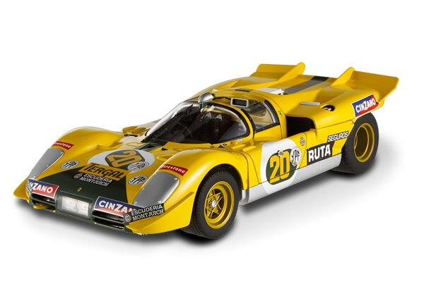 Ferrari 512S 512S 512S 1000 km Buenos Aires 1971 1 18 T6929 HotWheels Elite e70cb8