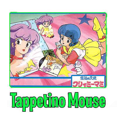 L'incantevole Creamy Yu Toshio Posi Nega Tappetino Mouse Pad Pc Anime Manga