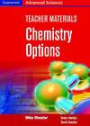 Chemistry Options Teacher Materials CD-ROM by Helen Harden, David Acaster, Mike Wooster (CD-ROM, 2007)