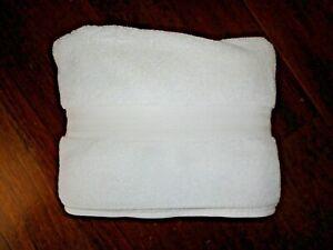 RALPH-LAUREN-CLASSIC-WHITE-1PC-BATH-TOWEL100-COTTON-29-X-48