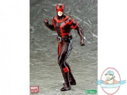 Marvel Now Cyclops 1 10 Scale Scale Scale ArtFX+ Statue Kotobukiya cd6501
