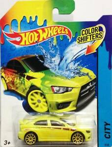 Hot-Wheels-Color-Shifters-Mitsubishi-Lancer-Evolution-X