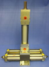 PHD CYLINDER PNEUMATIC ROTARY ACTUATOR MA11CF4180X4-PK-DC-DR-D1-D2-T