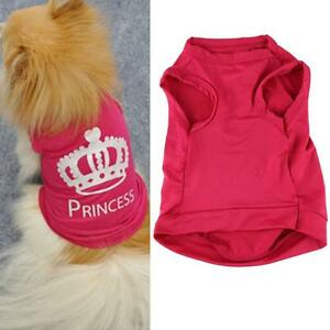 PRINCESSE-Rose-Dog-Sweat-A-Capuche-Pull-Chien-Dog-Tricot-Dog-Vetements-UK